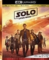 Solo: A Star Wars Story 4K (Blu-ray)