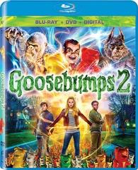 Goosebumps 2: Haunted Halloween (Blu-ray)