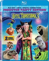 Hotel Transylvania 3: Summer Vacation (Blu-ray)
