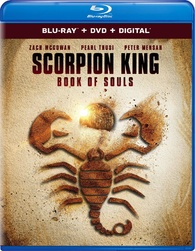 Scorpion King: Book of Souls (Blu-ray)