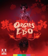 Orgies of Edo (Blu-ray)