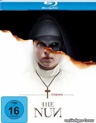 The Nun (Blu-ray) Temporary cover art
