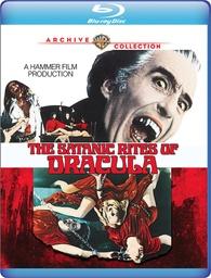 The Satanic Rites of Dracula (Blu-ray)