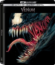 Venom 4K (Blu-ray) Temporary cover art