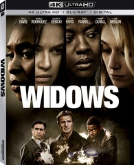 Widows 4K (Blu-ray)