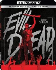 Evil Dead 2 4K (Blu-ray)