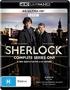 Sherlock: Season One 4K (Blu-ray)