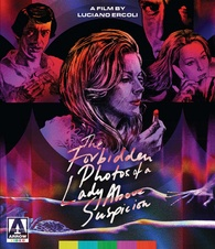 The Forbidden Photos of a Lady Above Suspicion (Blu-ray)
