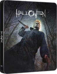 Halloween 4K (Blu-ray) Temporary cover art