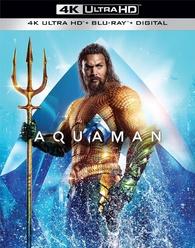 Aquaman 4K (Blu-ray)