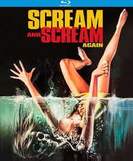 Scream and Scream Again (Blu-ray)