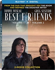 Best F(r)iends: Volume 1 and 2 (Blu-ray) Temporary cover art