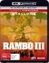 Rambo III 4K (Blu-ray)