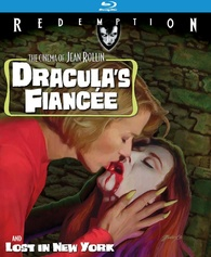 Dracula's Fiancee / Lost in New York (Blu-ray)