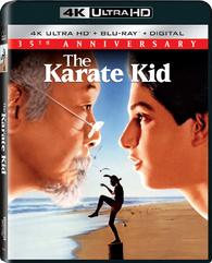 The Karate Kid 4K (Blu-ray)