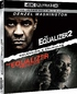 The Equalizer + The Equalizer 2 4K (Blu-ray)