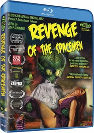 Revenge of the Spacemen (Blu-ray)