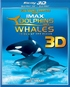 Dolphins and Whales: Tribes of the Ocean 3D (Blu-ray)