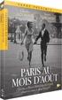 Paris au mois d'aout (Blu-ray)