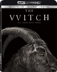 The Witch 4K (Blu-ray) Temporary cover art