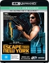 Escape from New York 4K (Blu-ray)