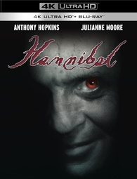 Hannibal 4K (Blu-ray)