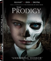 The Prodigy (Blu-ray) Temporary cover art