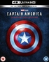 Captain America: 3-Movie Collection 4K (Blu-ray)