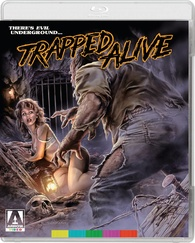 Trapped Alive (Blu-ray)