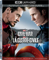 Captain America: Civil War 4K (Blu-ray)