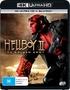 Hellboy II: The Golden Army 4K (Blu-ray)