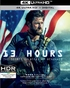 13 Hours: The Secret Soldiers of Benghazi 4K (Blu-ray)