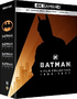 Batman 4-Film Collection 4K (Blu-ray)