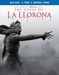 The Curse of la Llorona Blu-ray