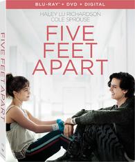 Five Feet Apart (Blu-ray)