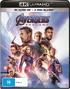 Avengers: Endgame 4K (Blu-ray)
