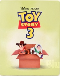 Toy Story 3 4K (Blu-ray) Temporary cover art
