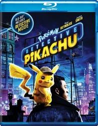 Pokémon: Detective Pikachu Blu-ray