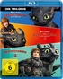 How to Train Your Dragon 1 - 3 Movie Collection (Blu-ray)