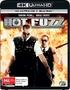 Hot Fuzz 4K (Blu-ray)
