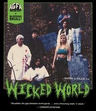 Wicked World (Blu-ray)