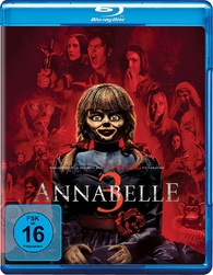 Annabelle Comes Home Blu Ray Release Date November 21 2019