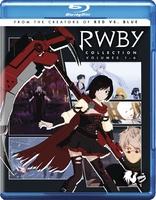 RWBY: Volume 5 Blu-ray