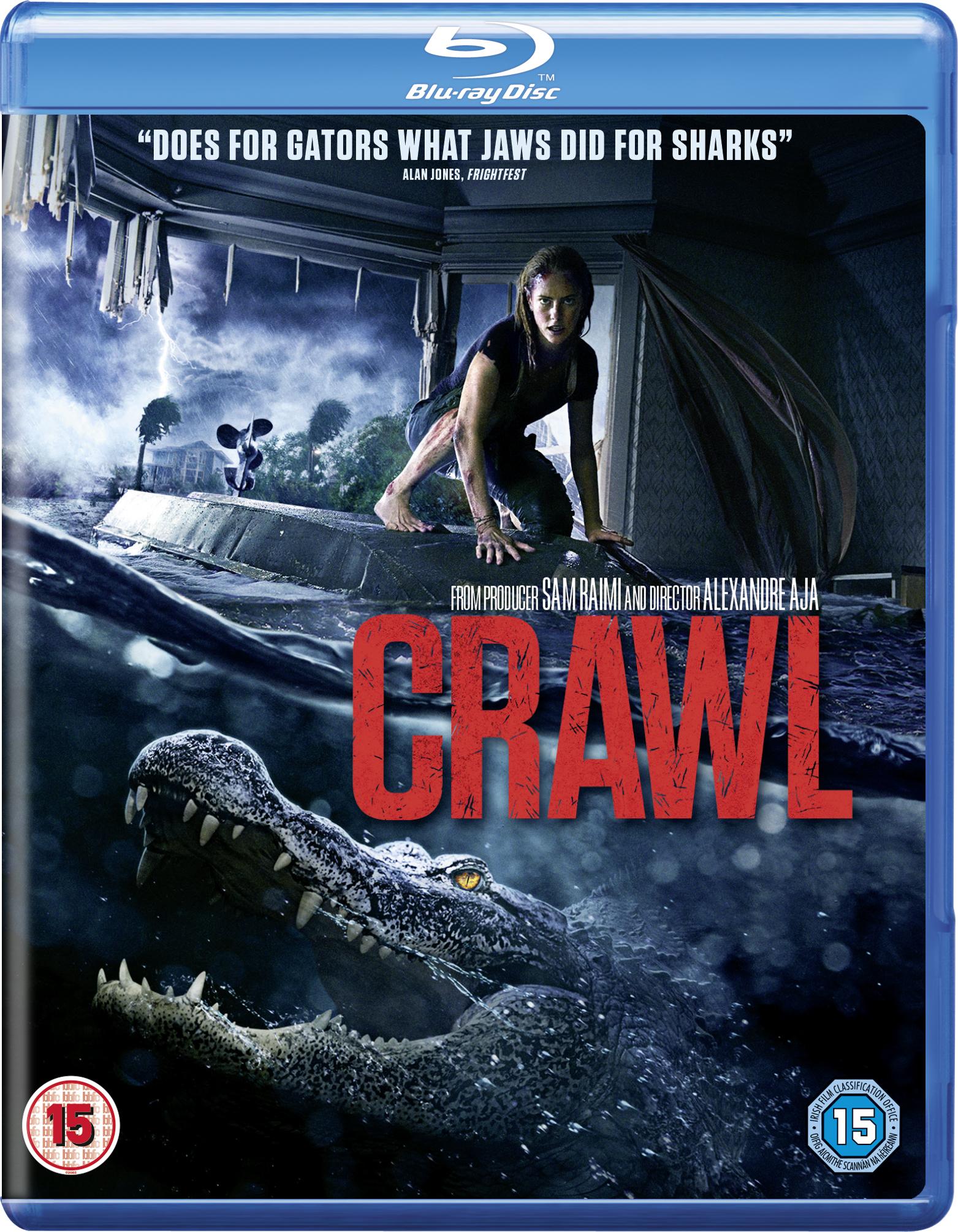 Crawl (2019) Dual Audio Hindi 480p BluRay ORG x264 AAC ESubs 300MB