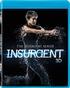 Insurgent 3D (Blu-ray)