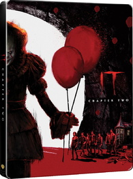It: Chapter Two 4K (Blu-ray) Temporary cover art