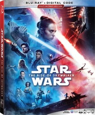 Star Wars: Episode IX - The Rise of Skywalker (Blu-ray)
