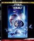 Star Wars: Episode I - The Phantom Menace 4K (Blu-ray)