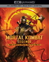 Mortal Kombat Legends: Scorpion's Revenge 4K (Blu-ray)