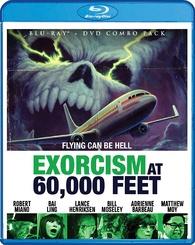 Exorcism at 60,000 Feet (Blu-ray)